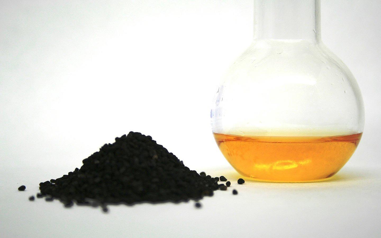 Właściwości oleju z czarnuszki